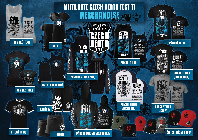 Merchandise of vol 11